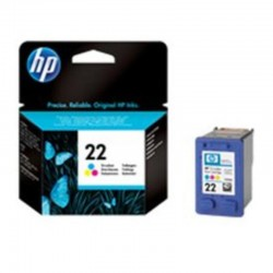 HP 22 Ink Cartridge (Colour)